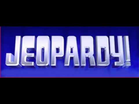 Jeopardy Theme Music -- 15 Seconds