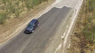 Arizona Flash Flood - Drone Video