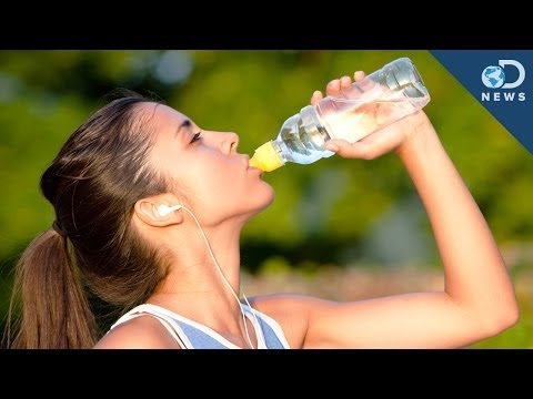 How Much Water Do We Really Need To Drink