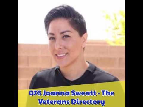 076 Joanna Sweatt - The Veterans Directory