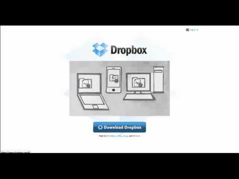 Online backup of files - Introduction to Dropbox