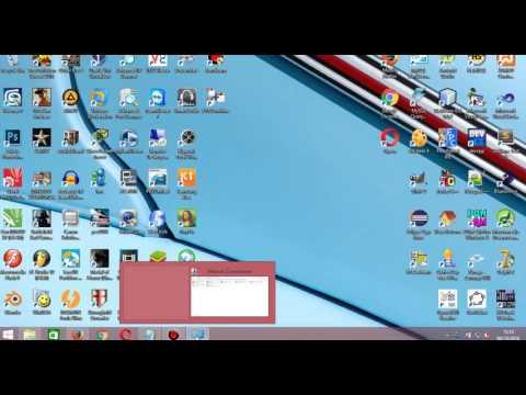 Cara Setting IP Address di Windows 8