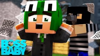 Minecraft BOSS BABY - WHO GETS THE PROMOTION?