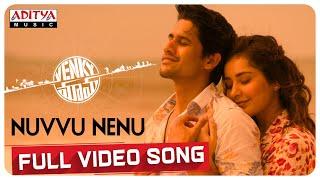 Nuvvu Nenu Full Video Song | Venky Mama Songs | Raashi Khanna, NagaChaitanya | Thaman S