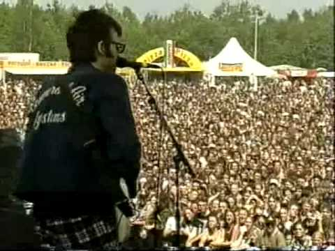 Eels - Novocaine for the soul (Pinkpop 1997)