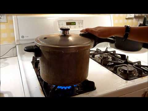 How to Use a Range/Stove Top Pressure Cooker Properly?