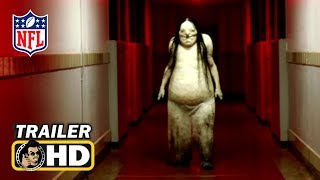 SCARY STORIES TO TELL IN THE DARK - All Super Bowl Trailer Spots (2019) Guillermo Del Toro Movie