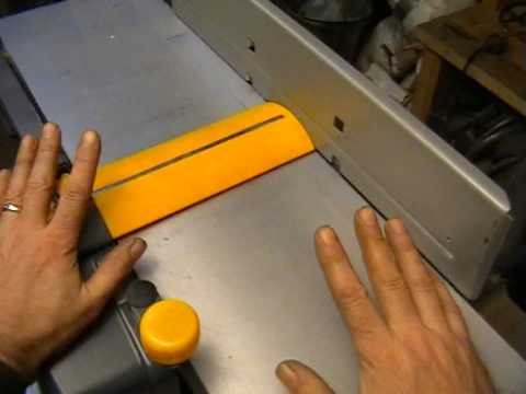 Planer / Thicknesser (Jointer) Review - Part 1  - playithub com