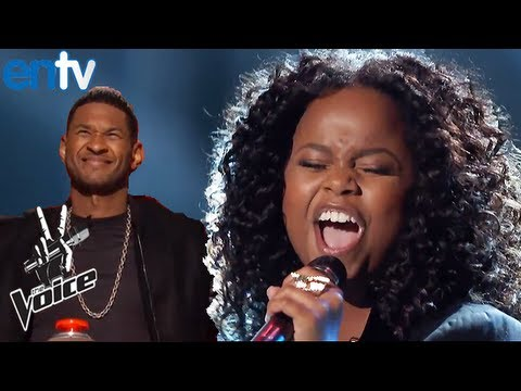 The Voice Season 4 Blind Auditions feat Jessica Childress - ENTV