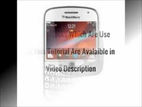 How to Unlock Blackberry Bold 9900 Through Unlock Code For any Network Worldwide (Complete Tutorial)