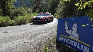 Test Michelin | 124 Abarth RGT | Team Milano Racing | R. Astier | G. Panizzi