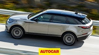 Range Rover Velar review | Is Land Rover