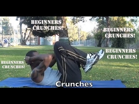 How to get a Six Pack: Best Abs for beginners AB's routine!