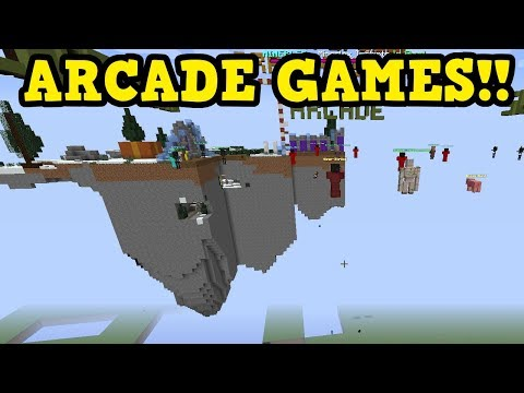 Minecraft Xbox Servers - Mineplex Arcade Games