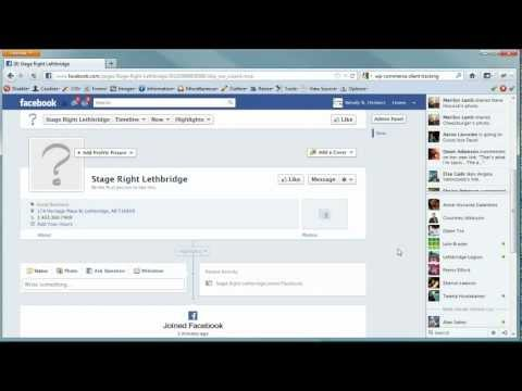 Faceboook Page Creation For Small Business