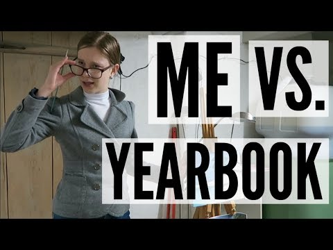 ME vs. YEARBOOK PHOTOS + How to look good in Photos!!