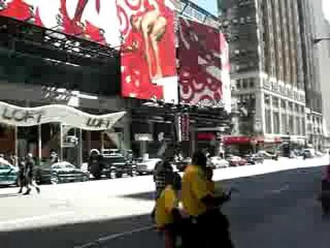7th Ave 42 Street New York