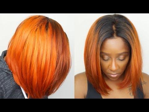HOW TO GET ORANGE HAIR EASILY!! | DYE BLACK HAIR TO ORANGE STEP BY STEP TUTORIAL | SUPERNOVA HAIR