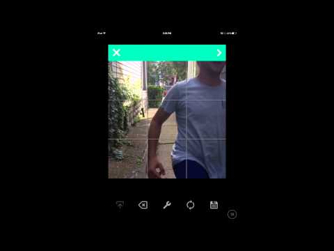 Video 8 - How To Vine Record and Post