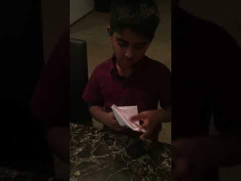 How to make paper fortune teller step by step with lot of fun