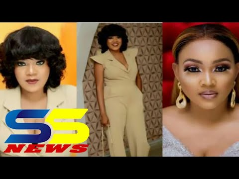 Actress Toyin Abraham rains insults on Mercy Aigbe, calls her a hypocrite and a home wrecker (Screen