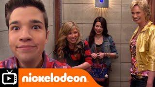 iCarly | Sam and Freddie's Bloopers | Electric Bloopaloo | Nickelodeon UK