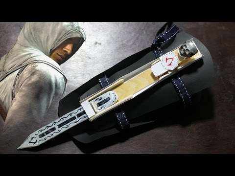 Assassin's Creed Hidden Blade | How to make | Tutorial