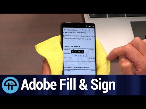 Adobe Fill & Sign for Android