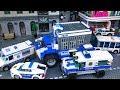 LEGO Мультики про Полицию | Полицейский Вездеход | Арест Банды