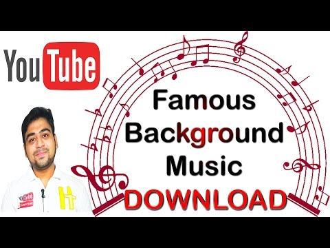 How to || Add Famous || Background Music || In YouTube Videos || Explained || Hindi