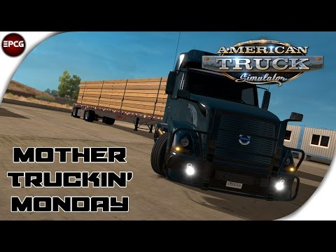 American Truck Simulator - Morning Wood