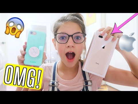 NEW iPhone Shopping and Unboxing Vlog