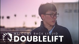 Download Team Liquid LoL | Welcome Back Doublelift - LCS Starting Roster Video