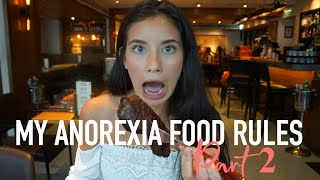 Download Challenging 5 Anorexia Food Rules - Part 2 | Eating Disorder Recovery Video