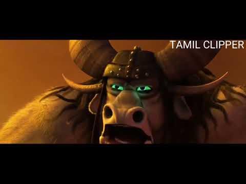 Kung Fu Panda 3 Final Battle In Tamil (Part 1)