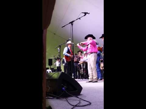 The Fiddlers at Lincoln County Cowboy Symposium
