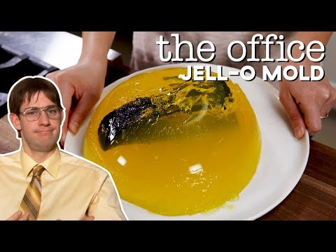 How To *Actually* Make The Office Stapler In Jello Prank | Cult Kitchen | Delish