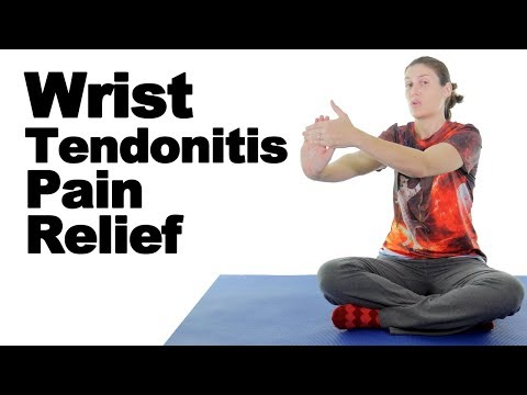 Wrist Tendonitis Treatment for Pain Relief - Ask Doctor Jo