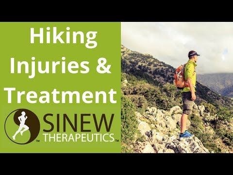 Hiking Injuries and Treatment