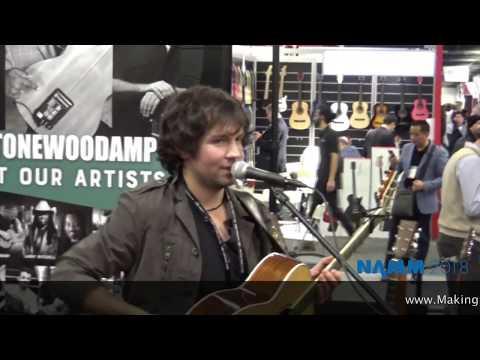 Making Music Mag/NAMM 2018 Product Spotlight: Tonewood Amp