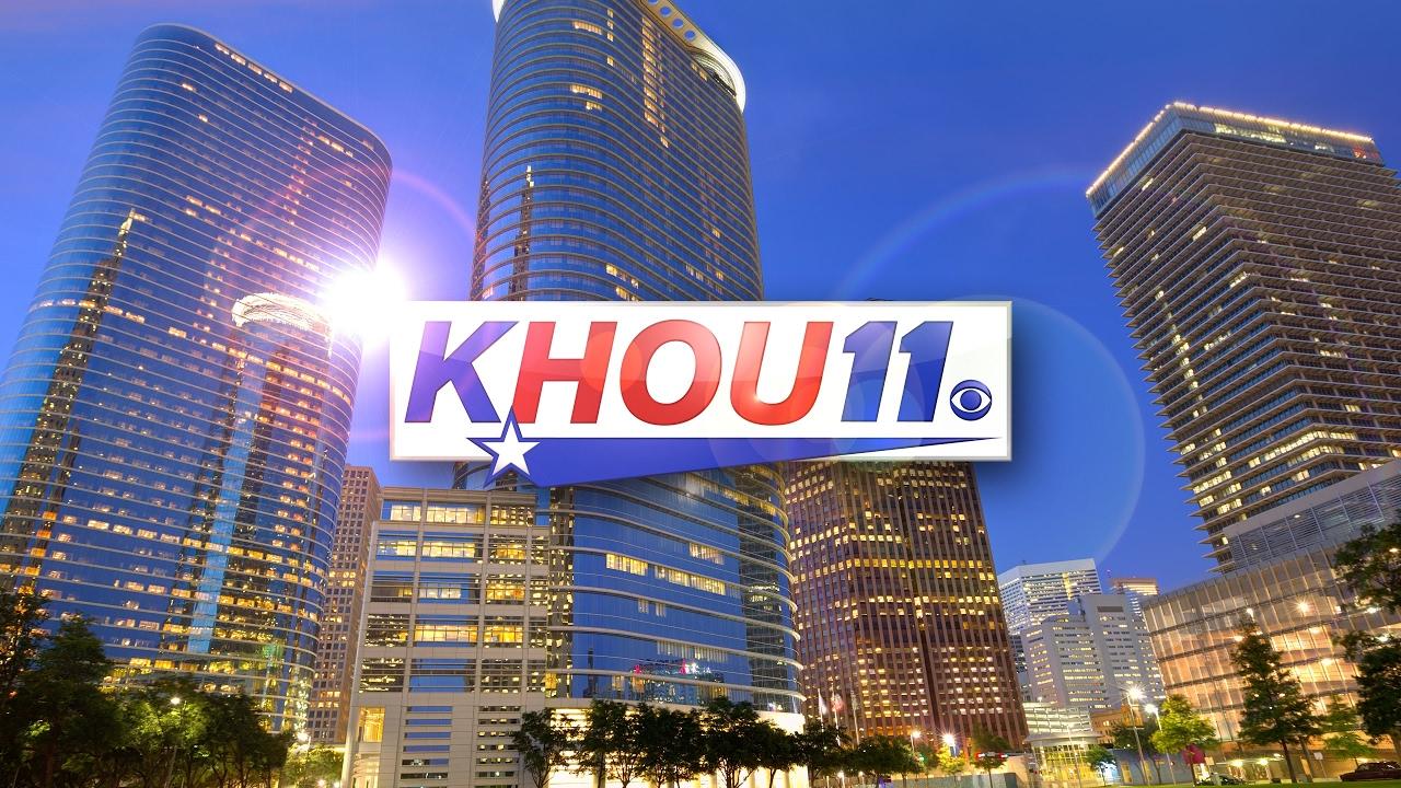 KHOU 11 Tracking Harvey