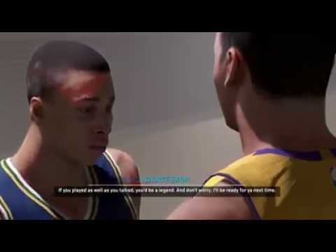 NBA 2K15 PS4 My Career - How to get Badges (description) & More Dante Exum Tears - Season 3