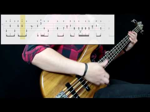 Pokémon X & Y - Cyllage City (Bass Cover) (Play Along Tabs In Video)