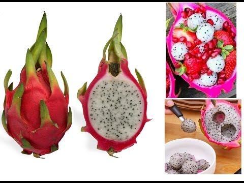 6 Ways To Eat Dragon Fruit
