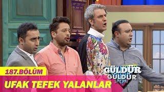 Güldür Güldür Show 187 Bölüm Tek Parça Full Hd Videos 9tubetv