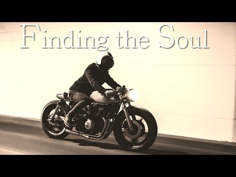 Cafe Racer (Tips to find a Bike with Soul)