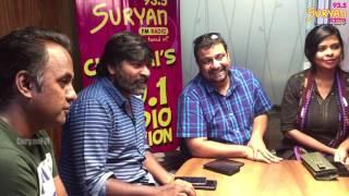 Exclusive Interview with Vikram Vedha Team | Vijay Sethupathi | Sam C.S | Pushkar & Gayatri |