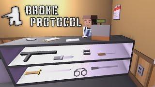 Broke Protocol - GTA V Meets Unturned! - Let