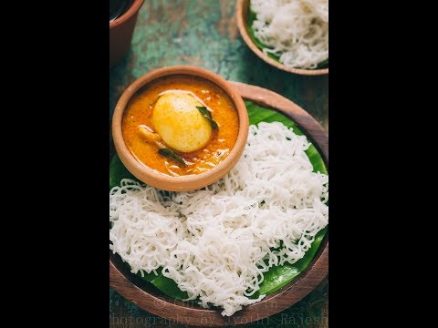 Instant Idiyappam(Rice string hoppers)