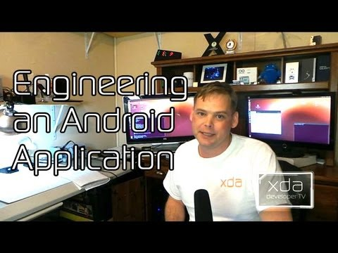 Engineering an Android App: How to Design, Build and Test